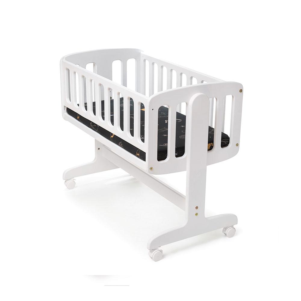 מיטת תינוק צמודה